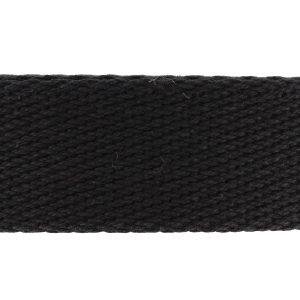 Sangle ceinture noir