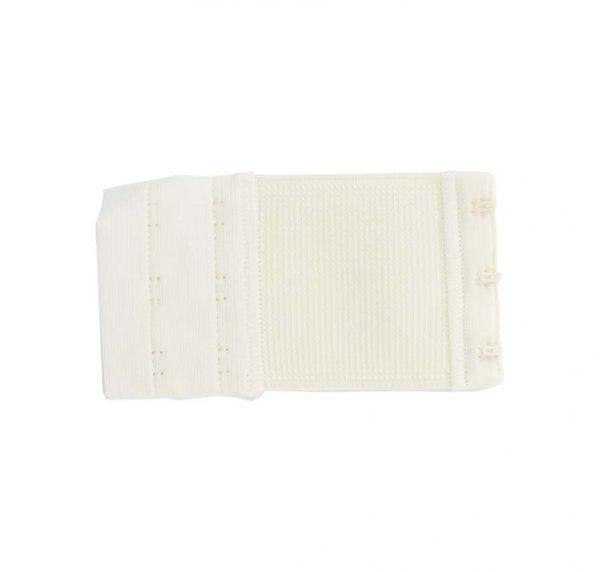 Rallonge dos soutien gorge 2 portes 6cm blanc