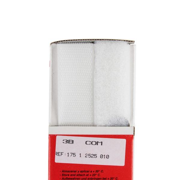 Ruban VELCRO 25mm blanc