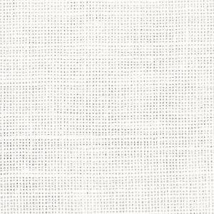 Coupon lin blanc 12 fils 50x70 cm