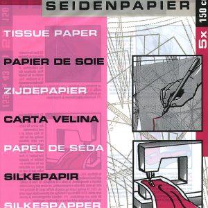 Papier de soie BURDA x5