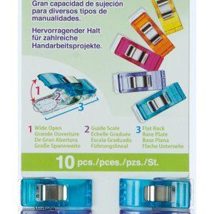 Pince prodige x10 - Multicolore