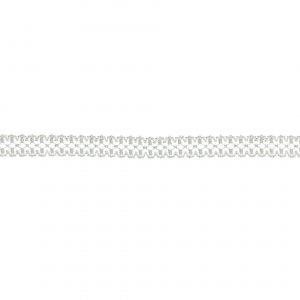 Dentelle soie largeur 1cm