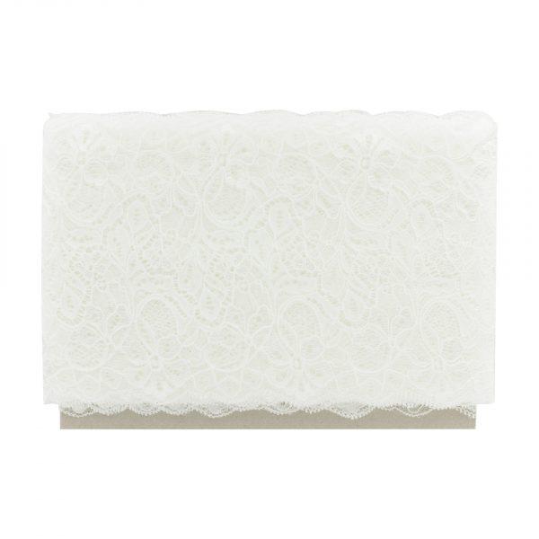 Dentelle crème largeur 15cm