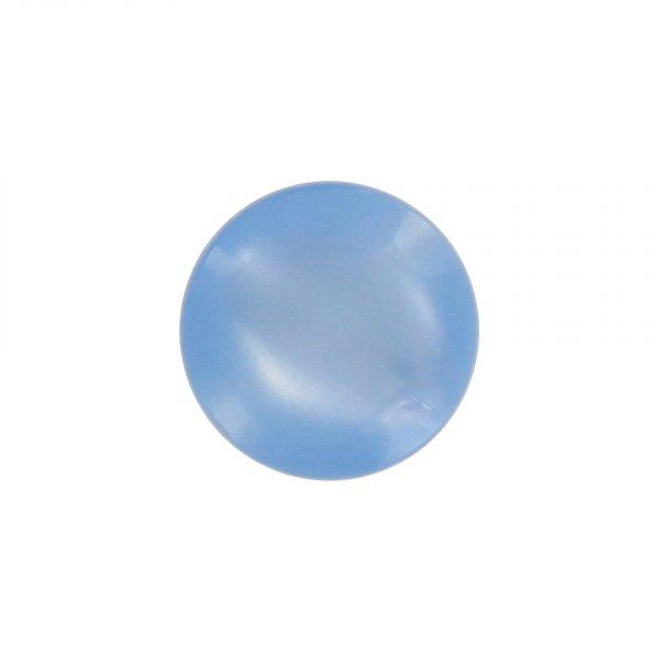 petit Bouton nacre bleu 12mm - 408 10128 12 04
