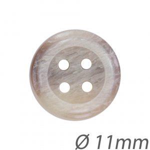 Bouton classique chemise - 408 10132 11 06