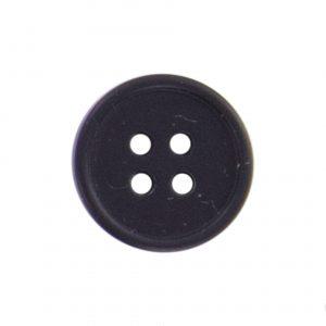 Bouton chemise classique noir 10mm - 408 10133 10 00