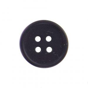 Bouton chemise classique noir 11mm - 408 10133 11 00