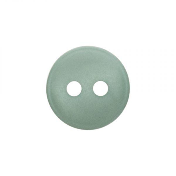 Bouton classique vert 12mm - 408 10140 12 12