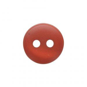 Bouton classique rouge 12mm - 408 10140 12 19