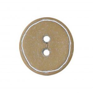 Bouton enfant tour blanc -1 14mm - 408 24167 14 06