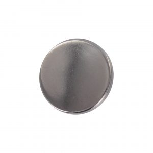 bouton couture plat metal 27mm - 408 25713 27 54