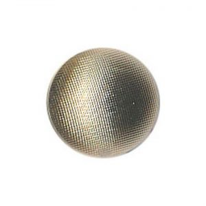 Bouton couture 1/2 boule or ABS 11mm - 408 33444 11 40