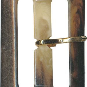 Boucle metal 30mm - 408 45002 25 05