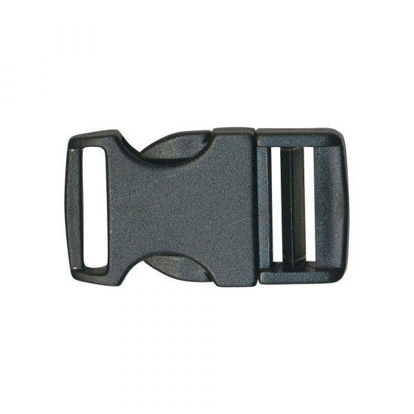 Boucle metal  noir 40mm - 408 45048 30 00