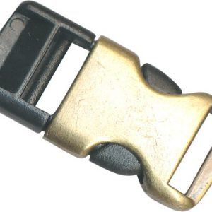 Boucle banane metal40x18mm - 408 45166 99 44