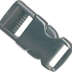 Boucle banane metal 40x18mm - 408 45166 99 50