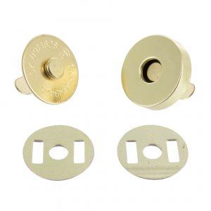 Bouton pression aimante doré 20mm - 408 45177 99 40