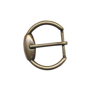 Boucle métal bronze 30mm - 408 45197 30 44