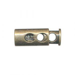 Arrêt cordon métal trou de 3-4mm