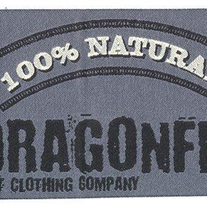 Thermocollant DRAGONFLY 6 x 9,5 cm