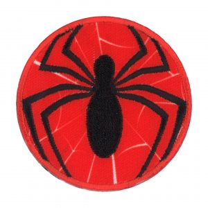 Thermocollant Spiderman 7cm diamètre