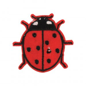 Thermocollant COCCINELLE 40x43mm