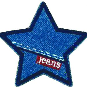 Thermocollant JEANS 6 x 6 cm
