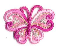 Thermocollant papillon 2 x 3 cm