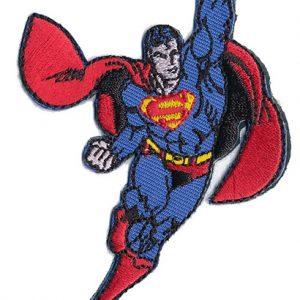 Thermocollant licence SUPERMAN 9 x 7 cm