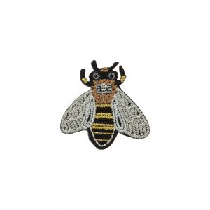 Thermocollant Abeille 3,5x4cm