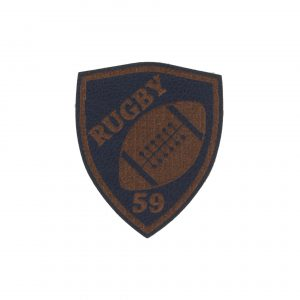 Thermocollant Rugby 3,8x4cm