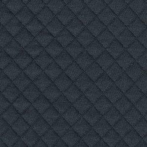 Tissu jersey matelassé gris foncé au mètre