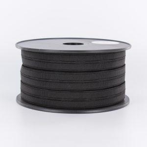 Elastique boutonnière 20mm noir