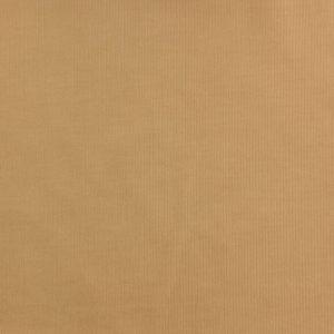 Tissu Velours Milleraies camel 100% coton L110cm