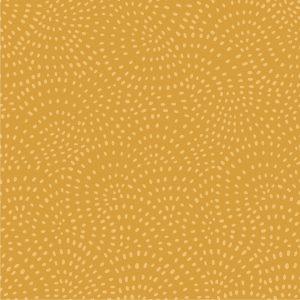 Tissu coton twist gold 110cm au mètre