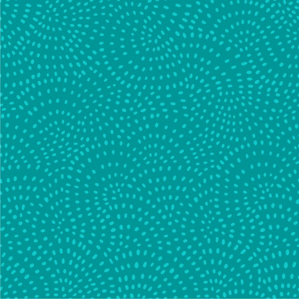 Tissu coton twist viridian 110cm au mètre