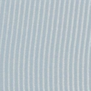 Ruban gros grain polyester bleu ciel