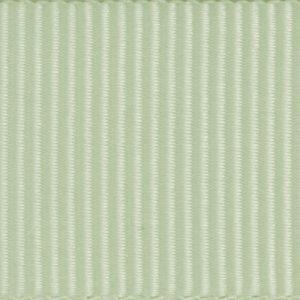 Ruban gros grain polyester vert clair 01