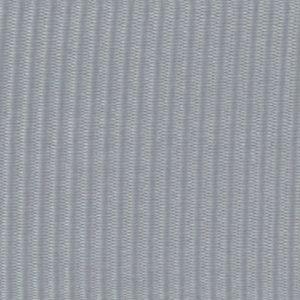 Ruban gros grain polyester gris 01
