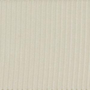 Ruban gros grain polyester écru