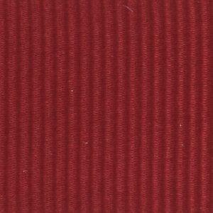 Ruban gros grain polyester bordeaux 01