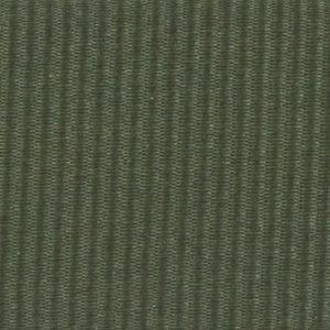 Ruban gros grain polyester kaki 02