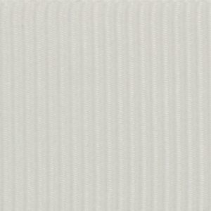 Ruban gros grain polyester blanc cassé 01