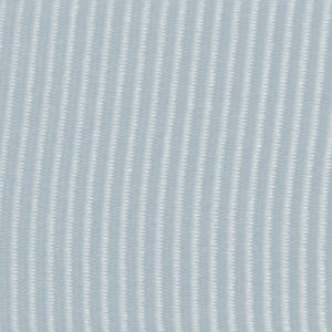Ruban gros grain polyester gris clair
