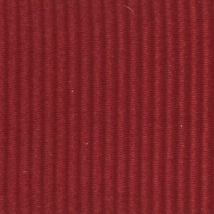 Ruban gros grain polyester bordeaux 02