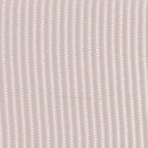 Ruban gros grain polyester blanc 02