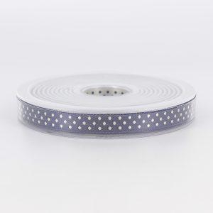 Galon ELOISE blanc parme 10mm