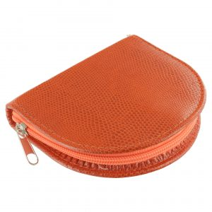 Trousse couture orange