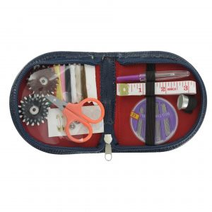 Trousse couture marine